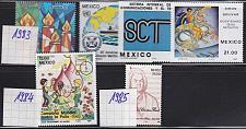 Buy MEXICO [1980er] Jahr ex ( **/mnh ) beachtlich
