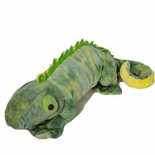 "Buy Kohls Cares Big Green Iguana Lizard Reptile Plush Stuffed Animal 20"""
