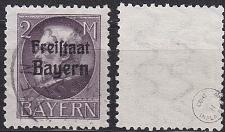 Buy GERMANY Bayern Bavaria [1919] MiNr 0166 A ( O/used ) [01]
