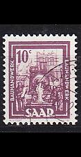 Buy GERMANY Saar [1949] MiNr 0272 ( O/used )
