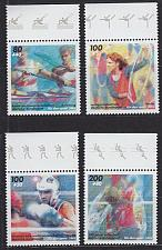 Buy GERMANY BUND [1995] MiNr 1777-80 ( **/mnh ) Sport