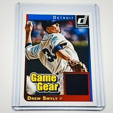 Buy MLB DREW SMYLY DETROIT TIGERS 2014 PANINI GAME-WORN JERSEY MNT