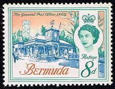 Buy Bermuda #181a General Post Office; MNH (2Stars) |BER0181a-01XRP
