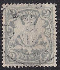 Buy GERMANY Bayern Bavaria [1900] MiNr 0065 x ( O/used )