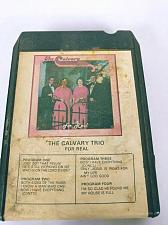 Buy The Calvary Trio For Real (8-Track Tape,BR8111)