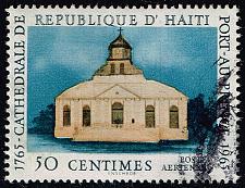 Buy Haiti #C246 Cathedral of Port-au-Prince; Used (3Stars) |HAIC246-02XVA