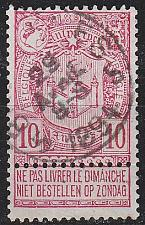 Buy BELGIEN BELGIUM [1894] MiNr 0062 ( O/used )