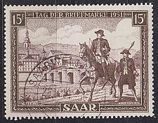 Buy GERMANY Saar [1951] MiNr 0305 ( O/used )