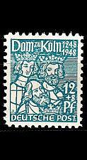 Buy GERMANY Alliiert AmBri [1948] MiNr 0070 WA ( **/mnh )