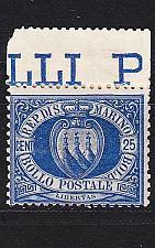 Buy SAN MARINO [1894] MiNr 0030 ( */mh )