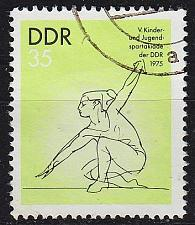 Buy GERMANY DDR [1975] MiNr 2068 ( OO/used ) Sport