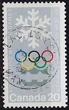 Buy KANADA CANADA [1976] MiNr 0620 ( O/used ) Olympiade
