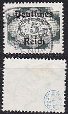 Buy GERMANY REICH Dienst [1920] MiNr 0051 ( O/used ) [01]
