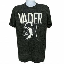 Buy Star Wars Darth Vader Helmet Sith Empire T-Shirt Large Black Burnout