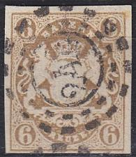Buy GERMANY Bayern Bavaria [1867] MiNr 0020 ( O/used ) [01]