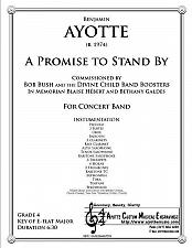 Buy Ayotte - A Promise to Stand By