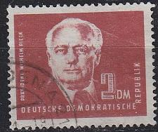 Buy GERMANY DDR [1950] MiNr 0254 ( OO/used ) [01]