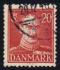 Buy Denmark #282 King Christian X; Used (1Stars) |DEN0282-01