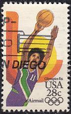 Buy USA [1983] MiNr 1638 ( O/used ) Olympiade