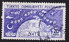 Buy TÜRKEI TURKEY [1954] MiNr 1389 ( O/used ) NATO