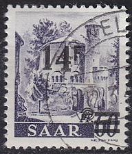 Buy GERMANY Saar [1947] MiNr 0236 II ( O/used )