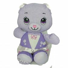 Buy Fisher Price Doodle Bear Purple Ballerina Plush Stuffed Animal 2011 15""