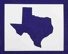 Buy State of Texas Stencil - 14 X 17.5 Inches