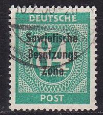 Buy GERMANY Alliiert SBZ [Allgemein] MiNr 0211 ( O/used )