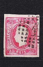 Buy PORTUGAL [1866] MiNr 0020 ( O/used )