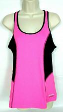 Buy Hollister California Women's Racerback Tank Top Medium Black Pink Colorblock
