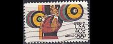 Buy USA [1983] MiNr 1625 F ( O/used ) Olympiade