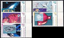 Buy GERMANY BUND [1999] MiNr 2077-81 ( **/mnh ) Weltraum