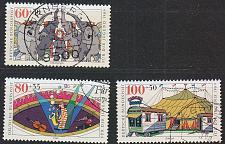 Buy GERMANY BUND [1989] MiNr 1411 ex ( O/used ) [01] Zirkus