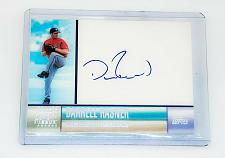 Buy MLB DARRELL RASNER NATIONALS ON CARD AUTOGRAPHED 2006 TOPPS CERTIFIED MNT