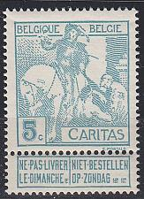 Buy BELGIEN BELGIUM [1910] MiNr 0083 I ( **/mnh )