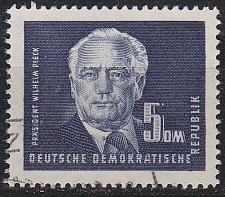Buy GERMANY DDR [1950] MiNr 0255 ( OO/used ) [03]