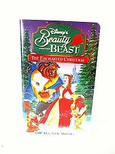 Buy Beauty and the Beast VHS Disney The Enchanted Christmas (#vhp)