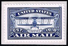 Buy US #5281 Curtiss JN-4H Jenny Biplane; MNH (1.00) (5Stars) |USA5281-11