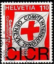 Buy SCHWEIZ SWITZERLAND [1999] MiNr 1689 ( O/used ) Rotes Kreuz