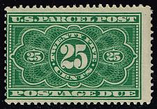 Buy US #JQ5 Parcel Post Postage Due; MNH (2Stars) |USAJQ5-01XRP