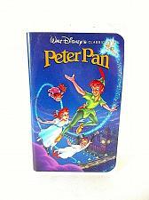Buy Peter Pan VHS Black Diamond Classic Disney (#vhp)