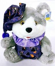 "Buy Good Stuff Halloween Mouse Witch Pumpkin Plush Stuffed Animal 11"" NWT"