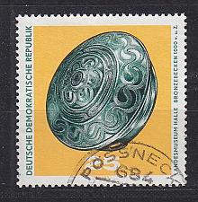 Buy GERMANY DDR [1970] MiNr 1555 ( OO/used ) Kunst