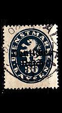 Buy GERMANY REICH Dienst [1920] MiNr 0038 ( O/used )