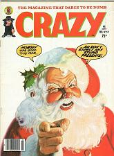 Buy Crazy 90 Issue Collection B&W Satire & Humor On DVD-ROM Disc