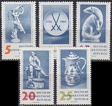 Buy GERMANY DDR [1960] MiNr 0774-76 ( **/mnh )
