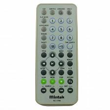 Buy Mintek Portable DVD Player Remote RC-1700 Tested Works