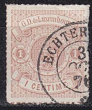 Buy LUXEMBURG LUXEMBOURG [1872] MiNr 0024 ( O/used )