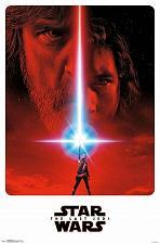 "Buy STAR WARS Last Jedi 24""x 36"" Hollywood Movie Poster"