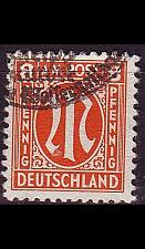 Buy GERMANY Alliiert AmBri [1945] MiNr 0021 A ( O/used )